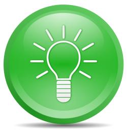Glühbirne in Grün - Tipp von tarifni.de